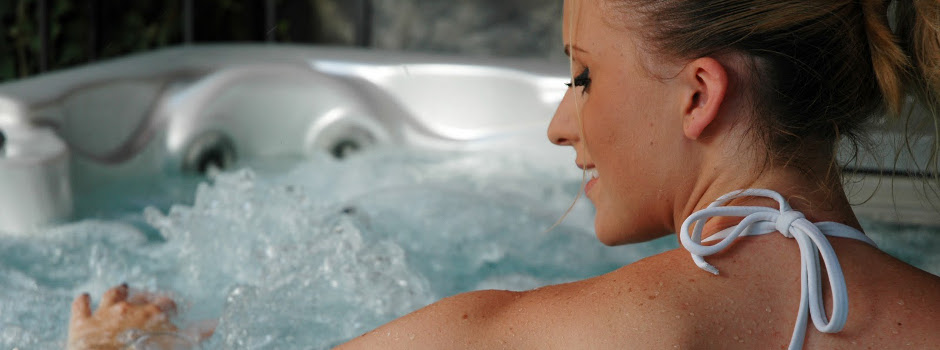 Retirement exercises to do in your home hot tub spa