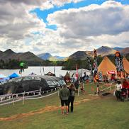 Keswick Mountain Festival Tirol Mountain Hut